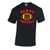 Hawks AFC Herning - T-Shirt #Proud Mom
