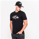 Baltimore Ravens - New Era Logo T-Shirt