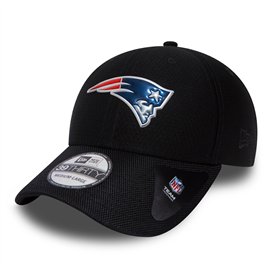 New England Patriots - Black Collection Cap 3930