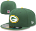 Green Bay Packers - On Field Youth Cap 5950