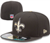 New Orleans Saints - On Field Cap 5950