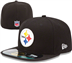 Pittsburgh Steelers - 2014 On Field Youth Cap 5950