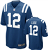 Indianapolis Colts - A. Luck #12 Home Jersey