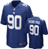 New York Giants - J. Pierre-Poul #90 Hjemmebane