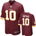 Washington Redskins - R. Griffin III #10 Home