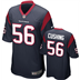 Houston Texans - B. Cushing #56 Home Jersey