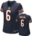 Chicago Bears - J. Cutler #6 Woman Jersey