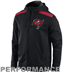 Tampa Bay Buccaneers - Nailhead Full-Zip Hoody