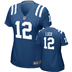 Indianapolis Colts - A. Luck #12 Woman Jersey