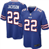 Buffalo Bills - F. Jackson #22 Home Jersey