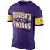 Minnesota Vikings - Rewind Football Top