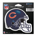 Chicago Bears - Die-Cut Helmet Magnet
