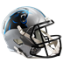 Carolina Panthers Speed Replica Helmet