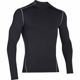 Under Armour 1265648 Compression CG LS Mock