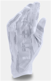 Under Armour 1271169 Highlight Gloves WH/WH